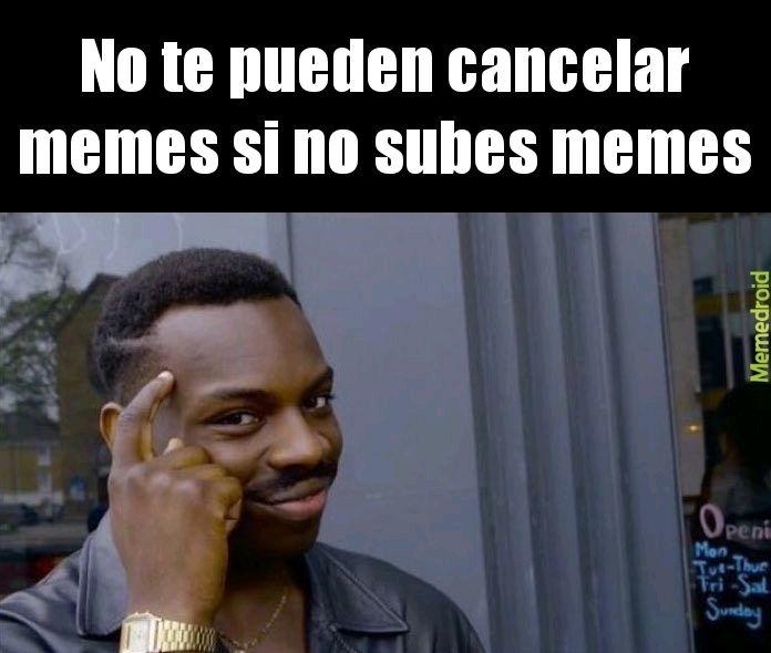 Thinker - meme