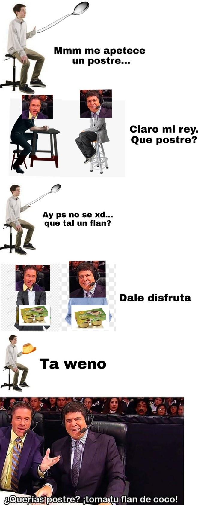 alto flan - meme