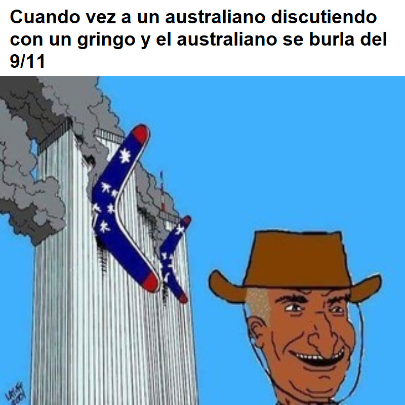 Australianos - meme