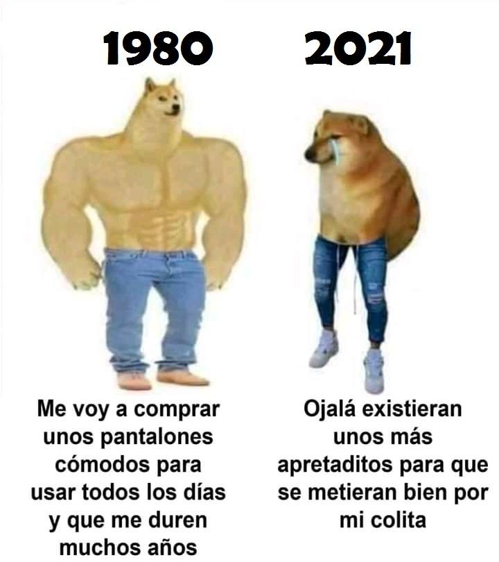 Otro más de Doge Vs Cheems - meme