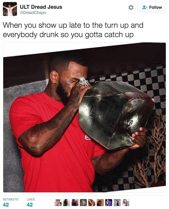 Gotta catch up.. - meme