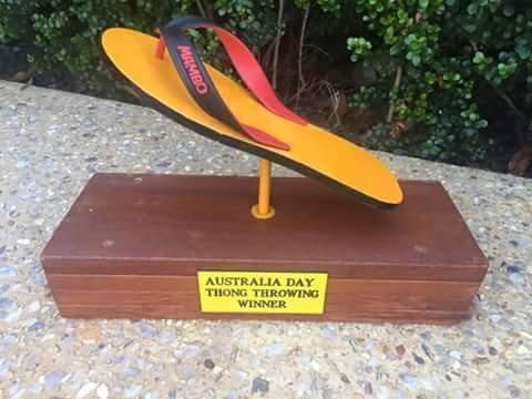 Australian Award - meme
