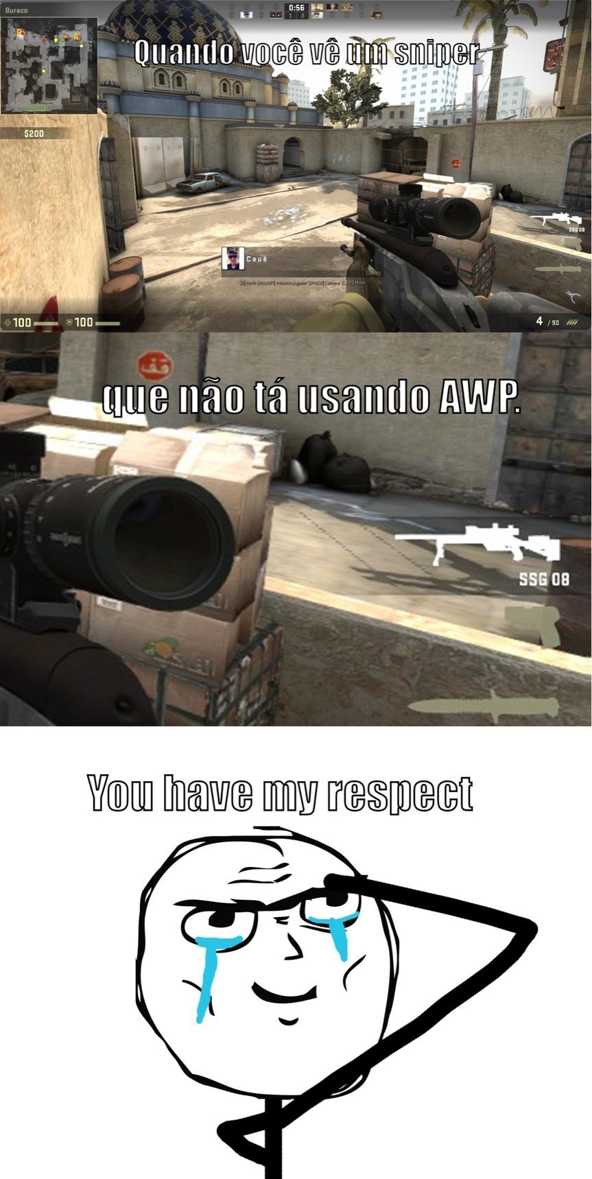 AWP apelona - meme