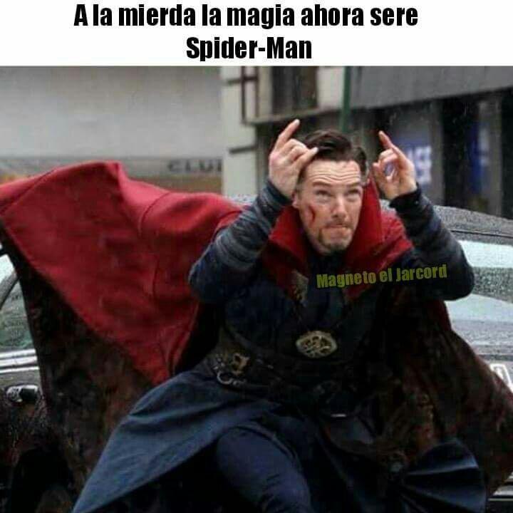 Dr. Strange - meme