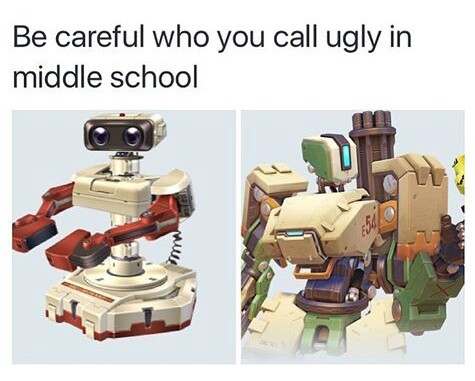 Proud Bastion main - meme