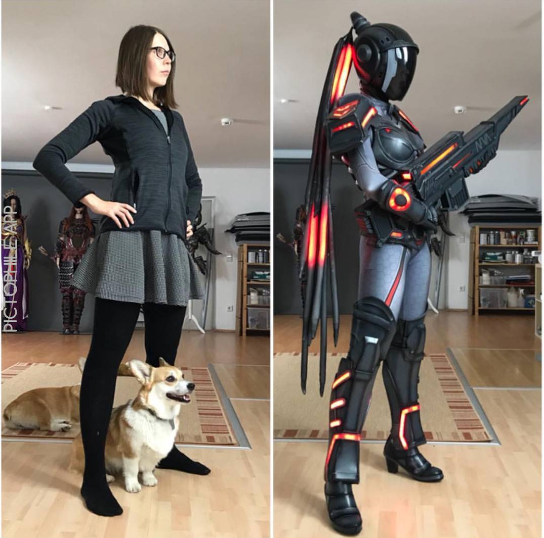 Such an awesome cosplay - meme