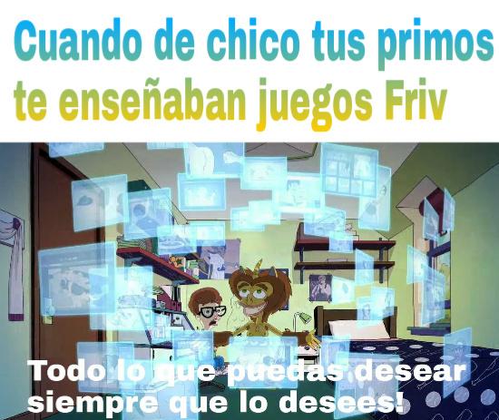Friv :') - meme