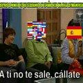 Sin odio a los españoles es que cuando lo dicen da un poco de cringe