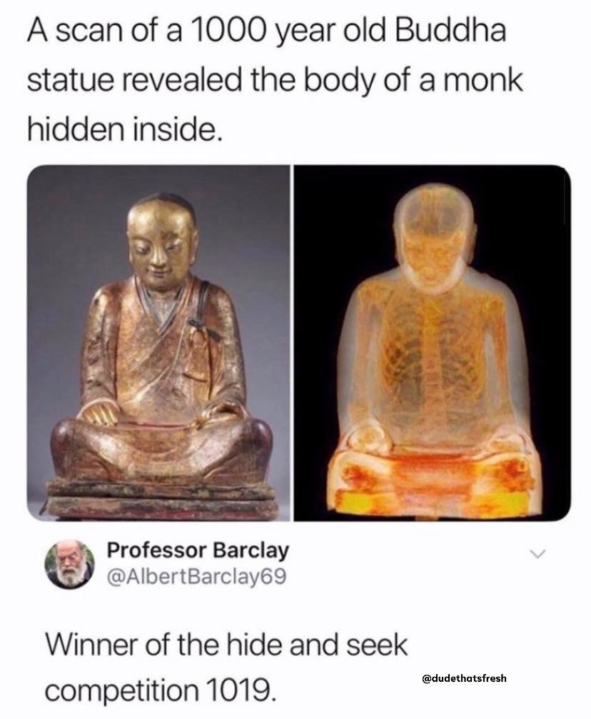 Hide and seek - meme