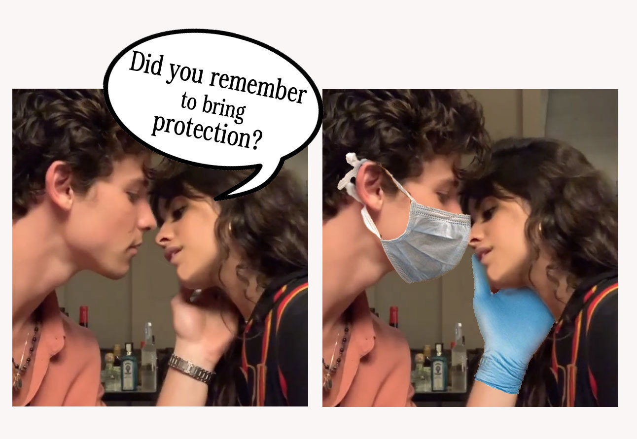 Protection in 2020 - meme