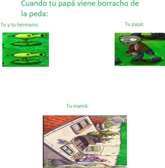 Juegos de mi infancia - meme