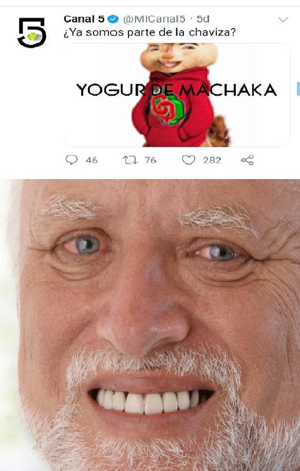 LA PUTA MADRE QUE CRINGE - meme