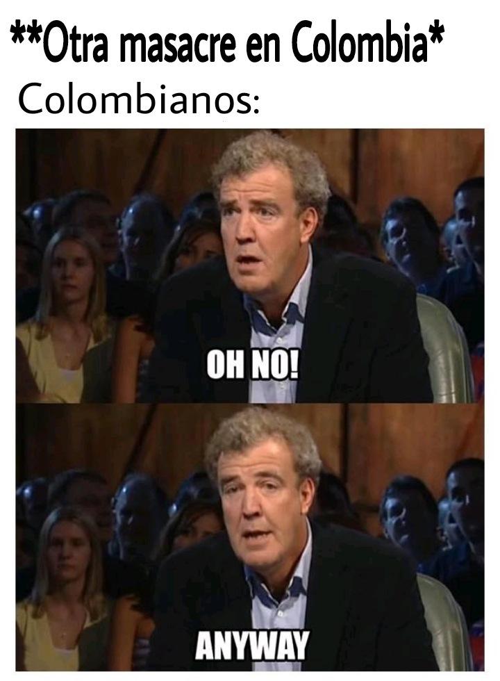 Asumo que pasa en toda latinoametica - meme