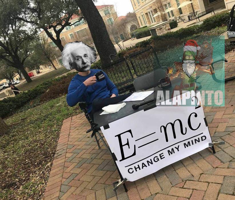 E=mc² - meme