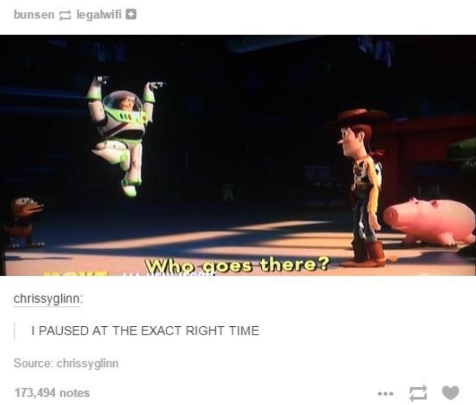 Buzz Lightyear - meme