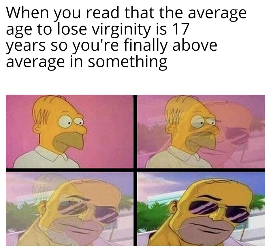 Above Average - meme