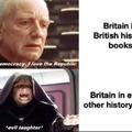Republic of the British