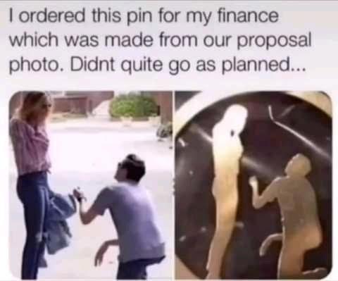 I bet the husband ain't even mad. - meme