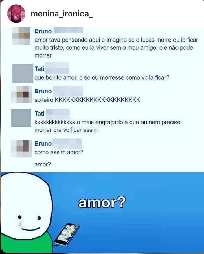 amor is dead - meme