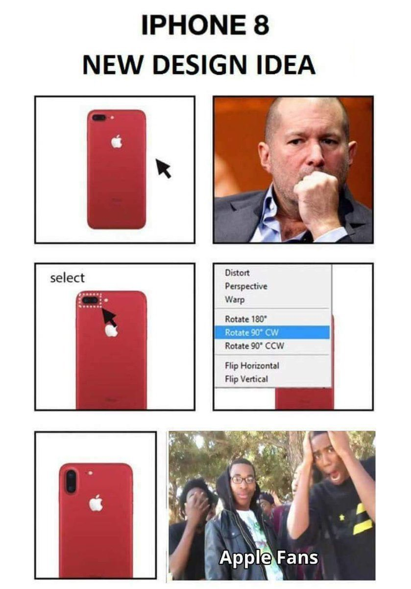 Shit phone - meme