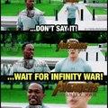 Infinity war>JL