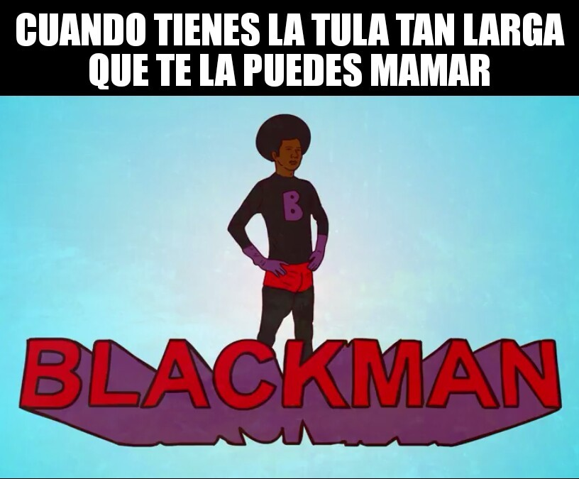 Balckann - meme