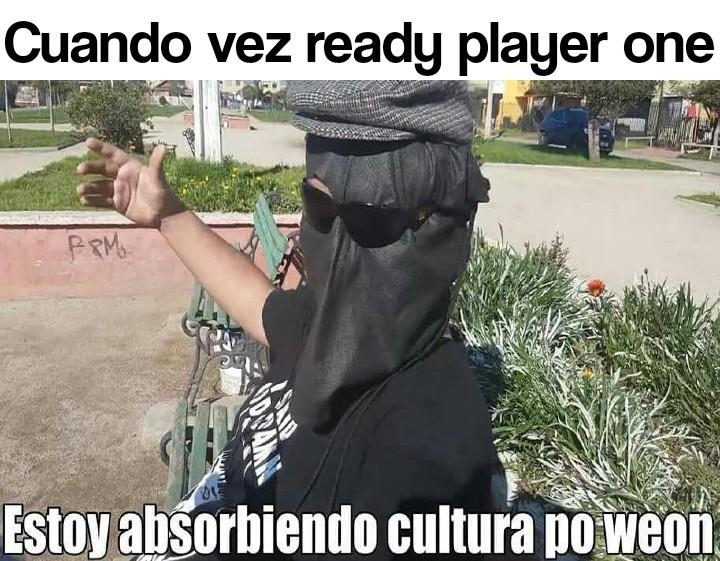 Cultura po weon - meme