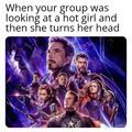 infinity hoe