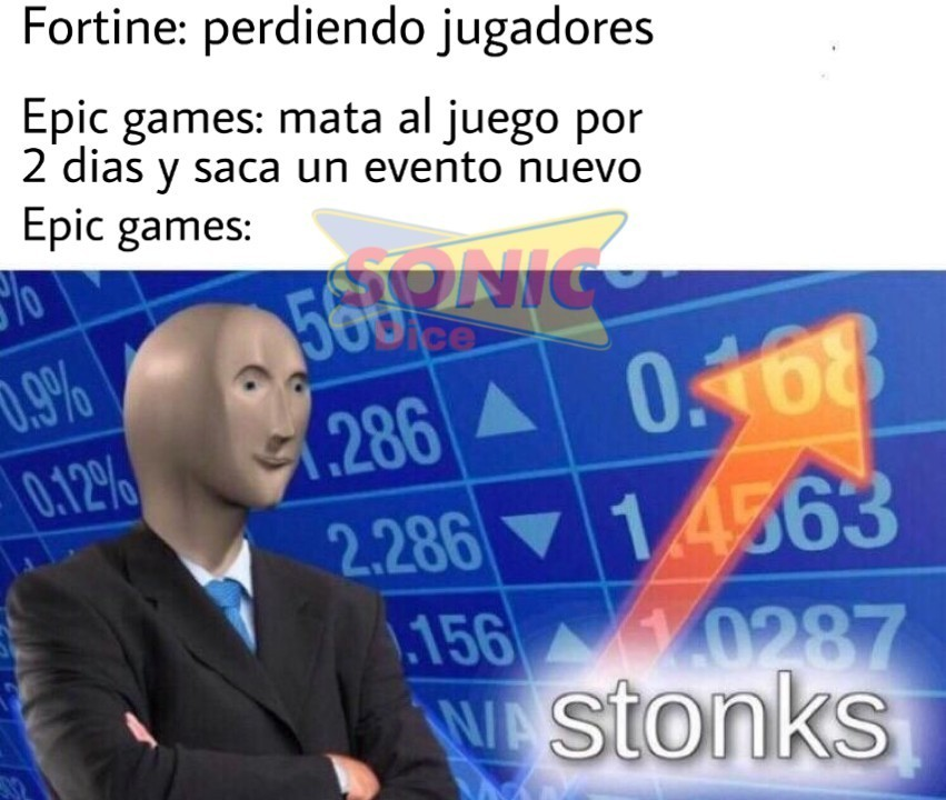 Fortnite malo minecraft bueno - meme