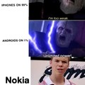 Nokia é Deus em forma de celular