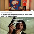 Its John Wick not John Cena!!!!