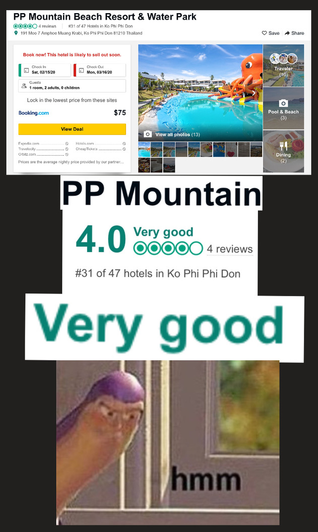 PP Mountain - meme