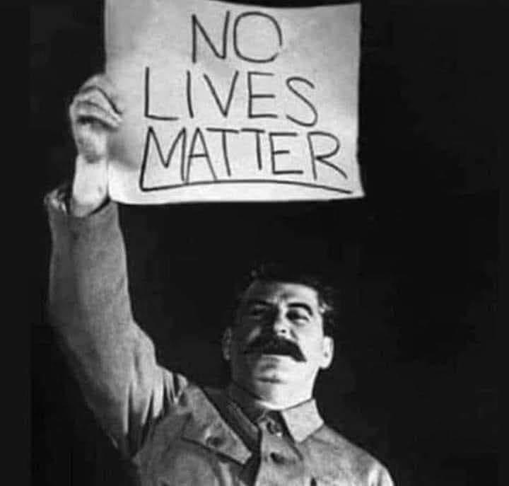 No lives matter - meme