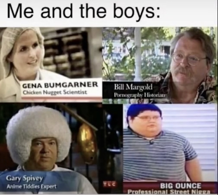 When we me and the boys get older and chose our jobs - meme