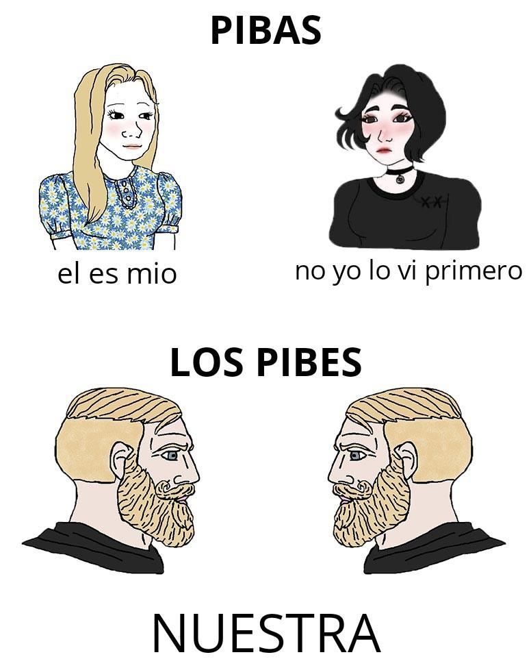Pibardos - meme
