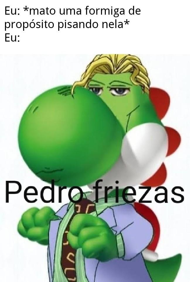 Frio pra krl - meme
