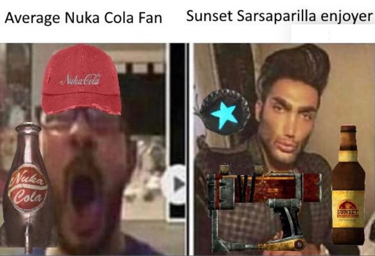 fallout new Vegas - meme