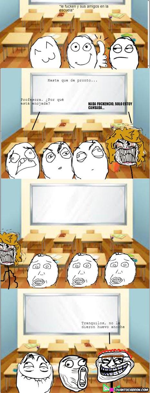 Maestra zorrona :son: - meme
