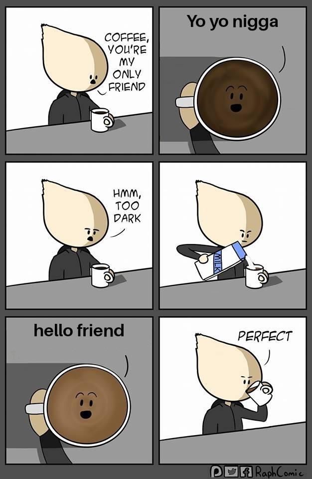 cafézin - meme