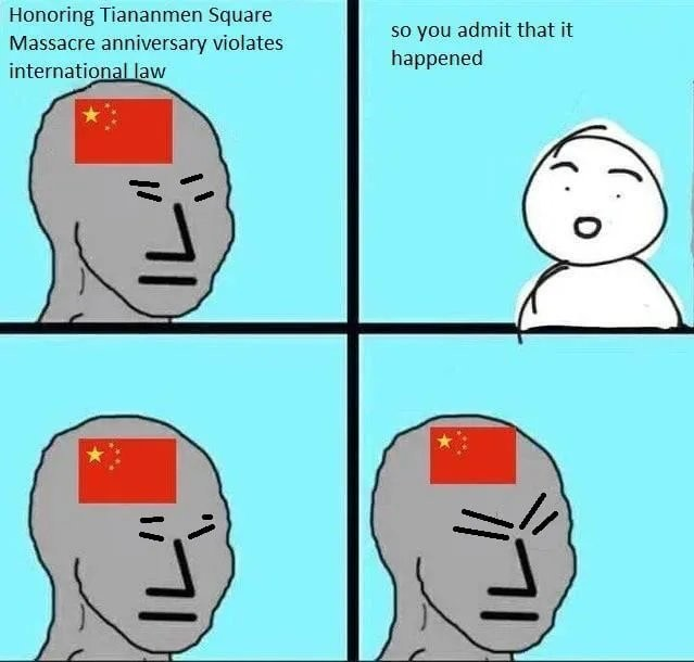 China be like - meme