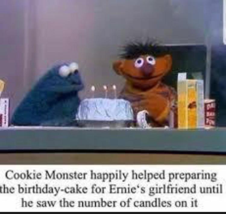 Sesame seeds - meme
