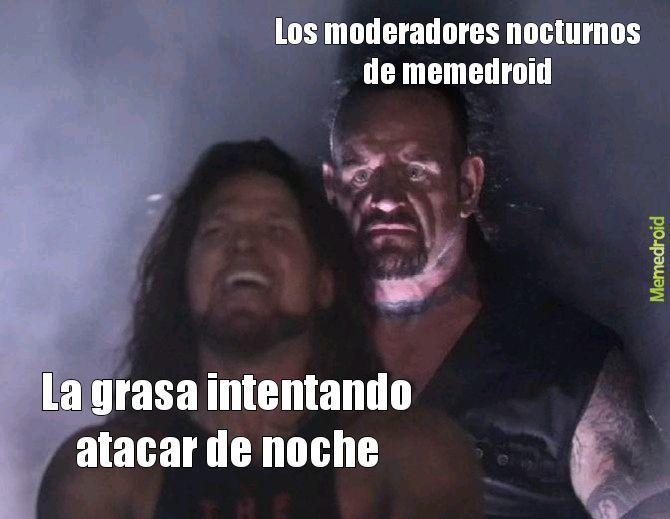 Patético - meme