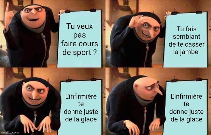 Le plan  de gru - meme