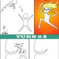 1=Perfect Turn // 6=Bad Turn