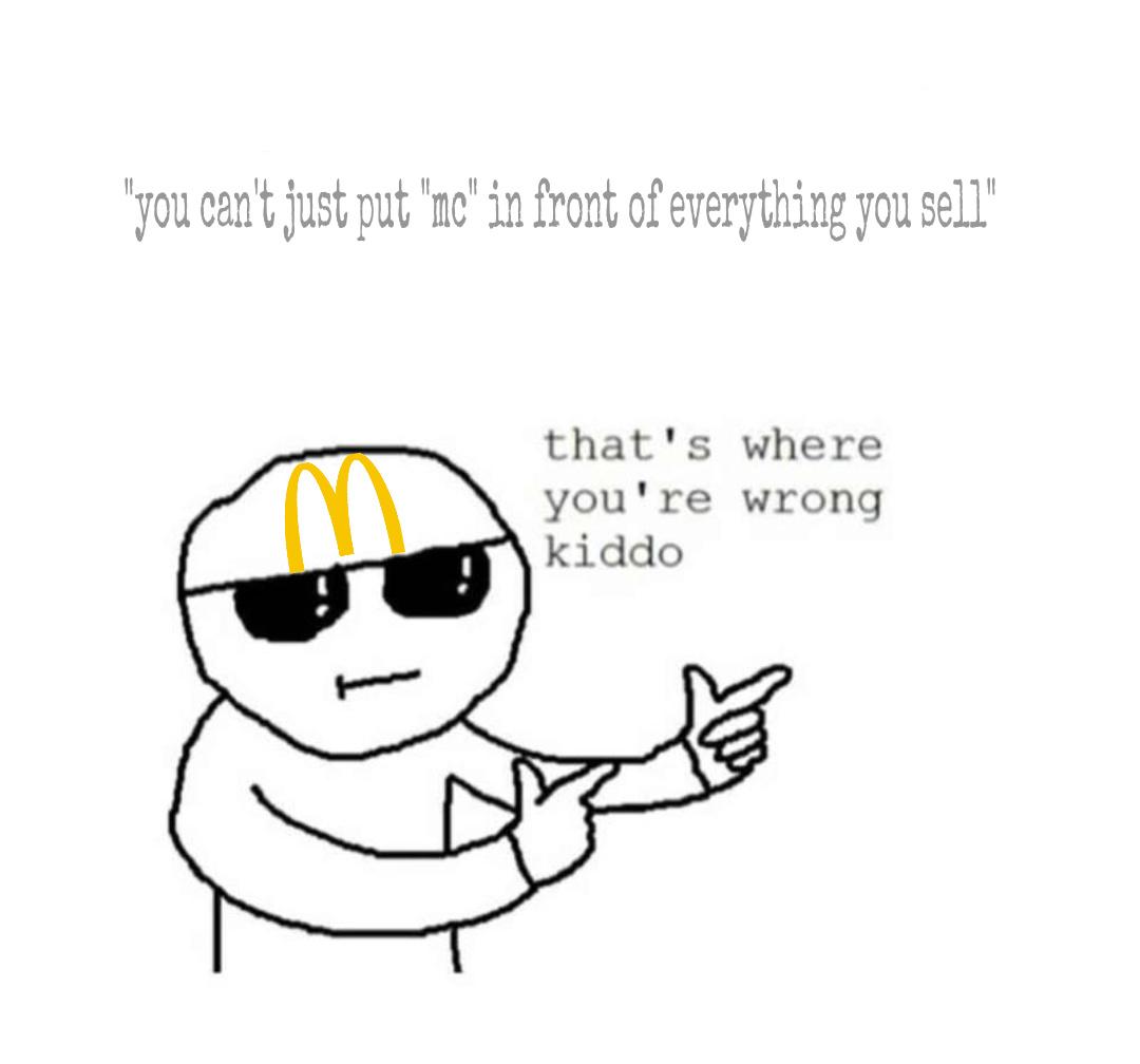 McKiddo - meme