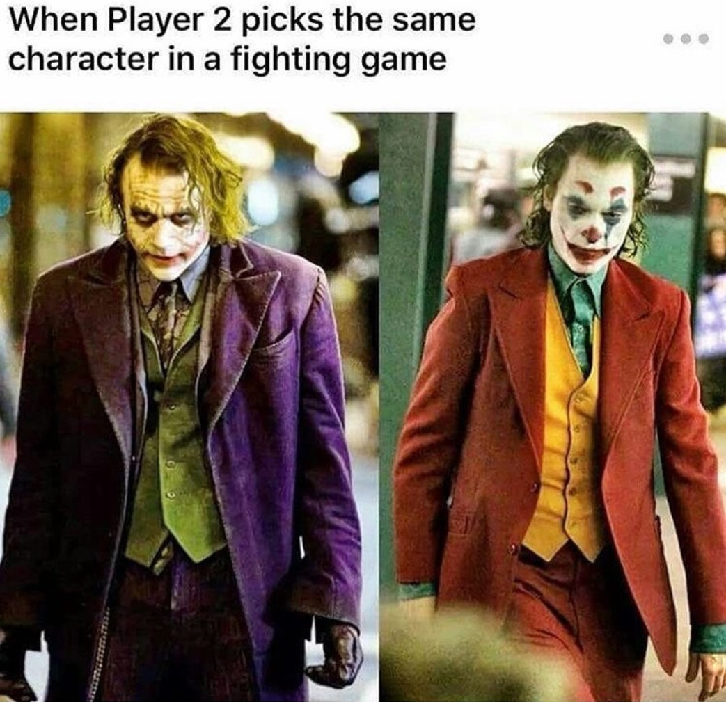 all honesty, what do you guys think of the new joker? - meme