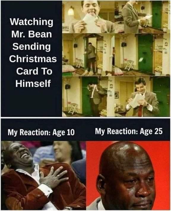 Merry new year - meme