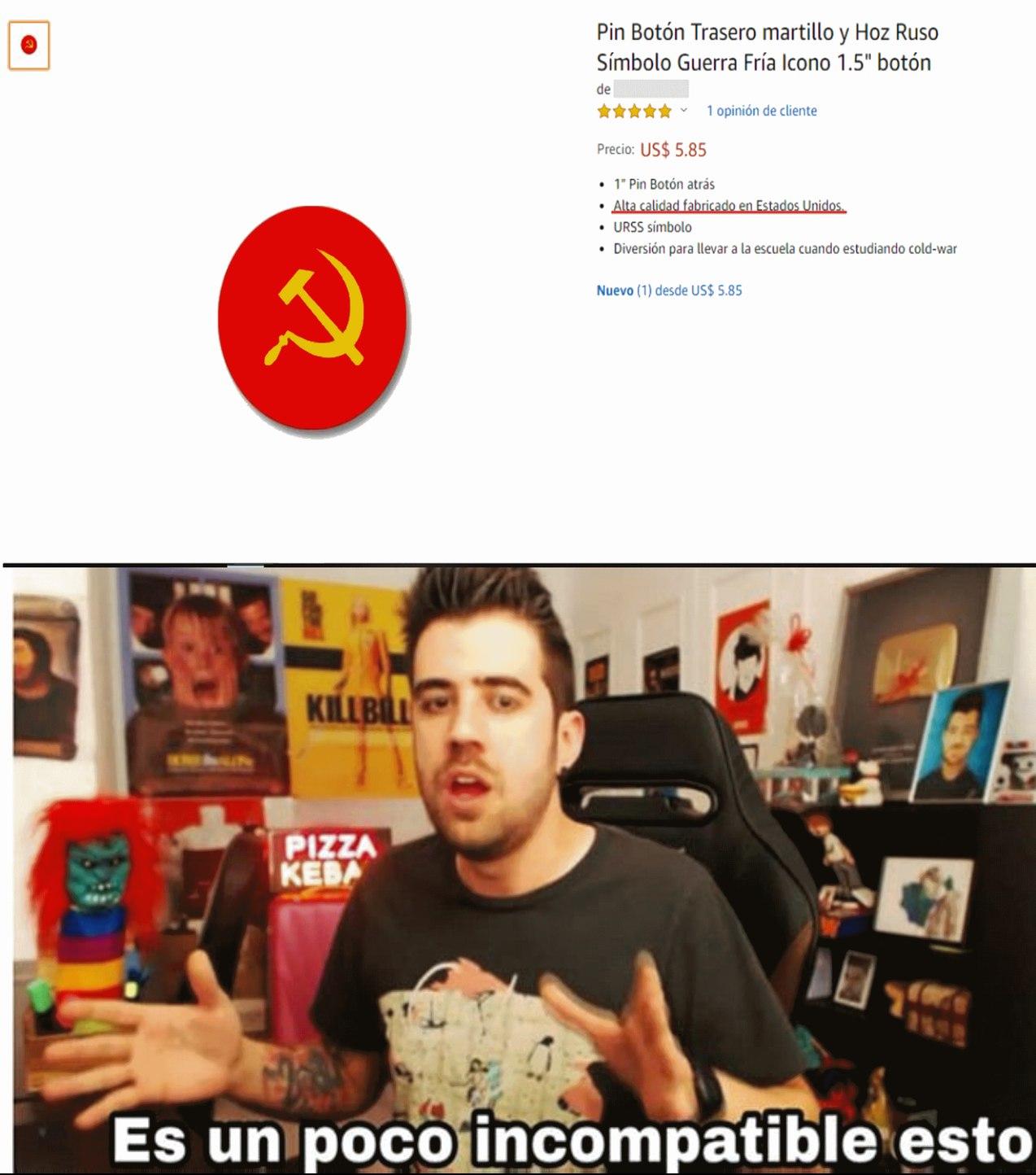 El titulo esta en Gulag - meme