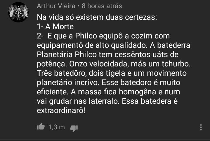 Philco kkkkkk - meme