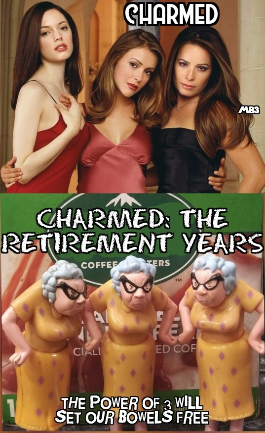 Charmed Again - meme
